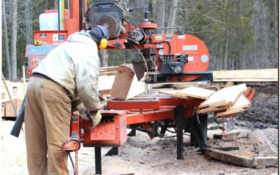 NetZeroBuild.ca sawmill is on the way